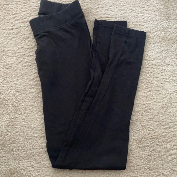 Aeropostale black leggings xs